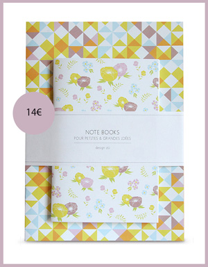 Papterie notebook