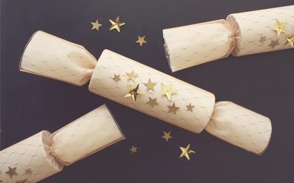DIY - Crackers de Noel