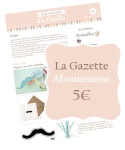 Abonnement - LaGazette