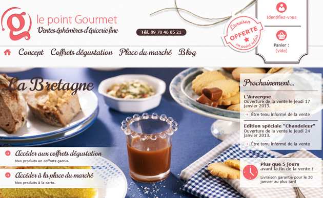 Le Point Gourmet - Epicerie Fine