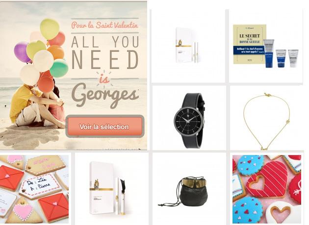 Allocadeau - Idées cadeaux saint valentin