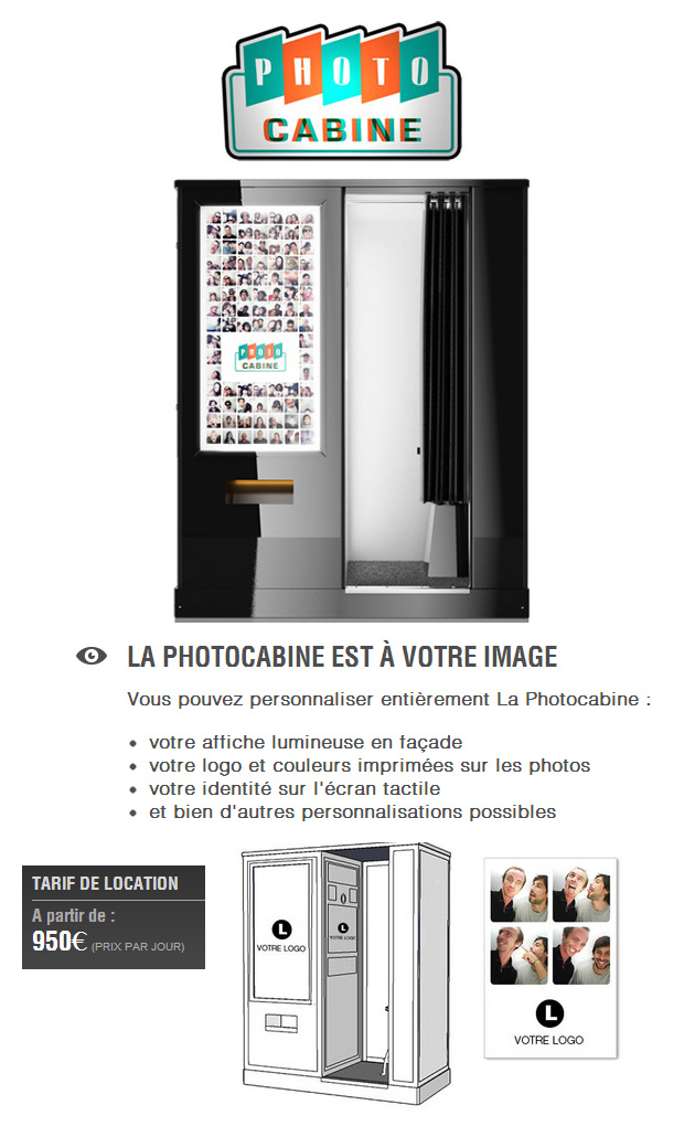 La Photo Cabine - Photo Booth
