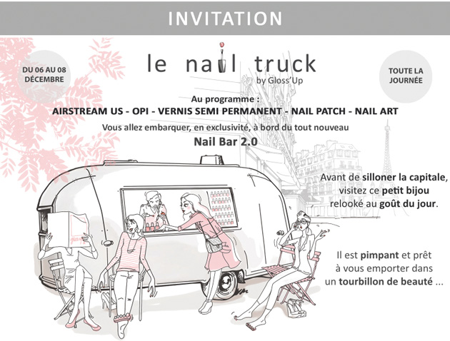 nailtruck by gloss'up