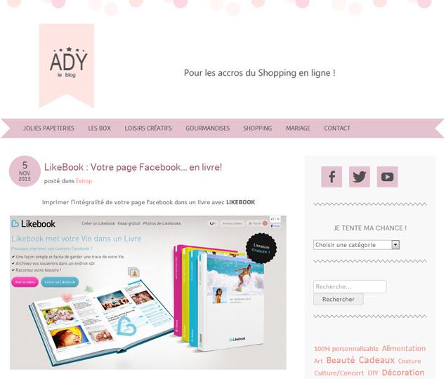nouveau blog Adyontheweb