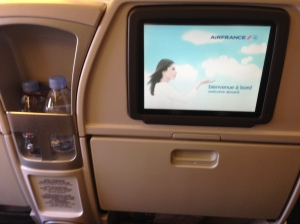 Air France Classe Premium Eco
