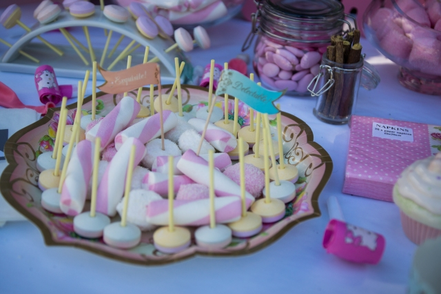 sweet table mariage